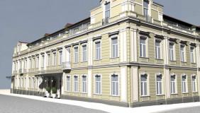 იყიდება 5000 m² ფართობის კომერციული ფართი მთაწმინდაზე