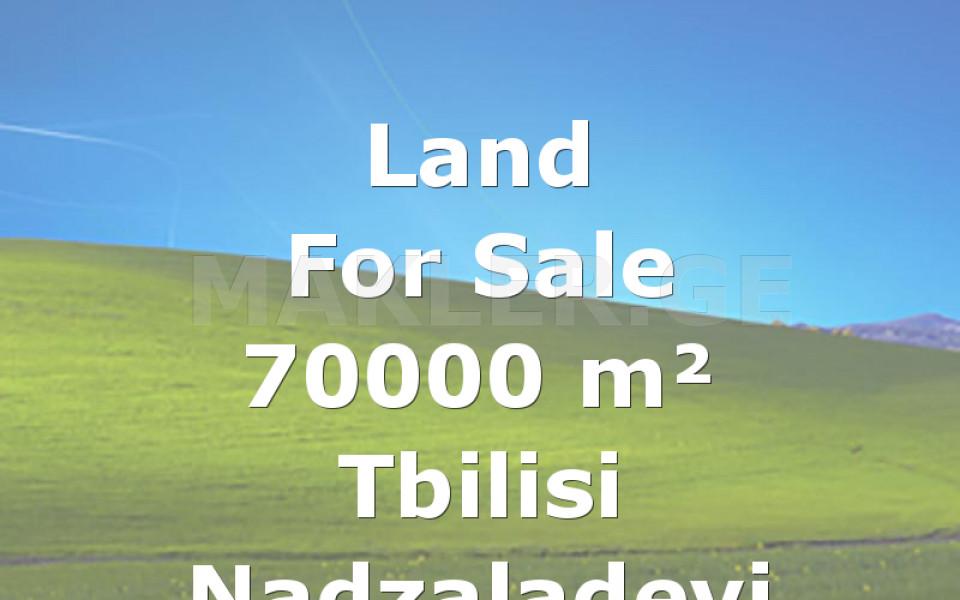 იყიდება მიწა ნაძალადევში