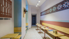 ქირავდება 45 m² ფართობის კომერციული ფართი ჩუღურეთში
