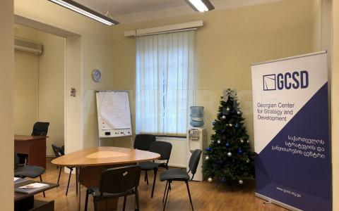 Сдаётся 4 комнатная  Офис в Ваке  на ул. Палиашвили