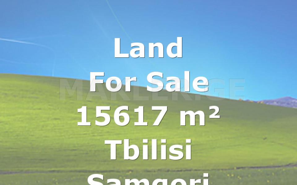 იყიდება მიწა სამგორში  ესენინის ქუჩაზე