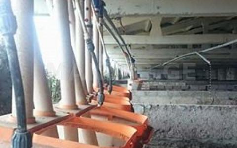 ქირავდება 1728 m² ფართობის კომერციული ფართი სამგორში