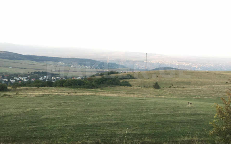 For Sale Land in Mtatsminda