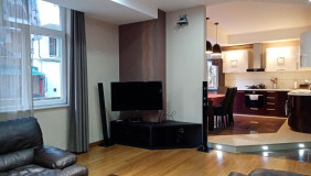 For Sale or For Rent 3 room  Apartment in Mtatsminda