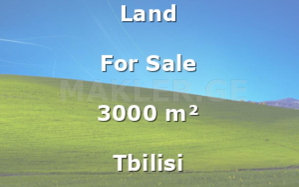 იყიდება მიწა მთაწმინდაზე