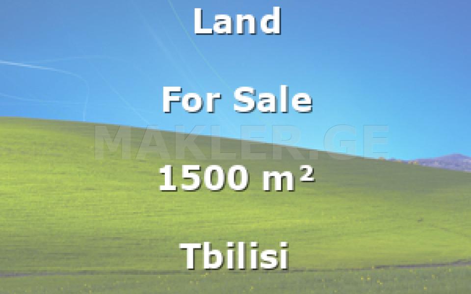 იყიდება მიწა ისანში  მახათას ქუჩაზე