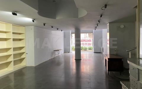 Сдаётся 170 m² площадь Коммерческая площадь в Ваке  на пр. И. Чавчавадзе