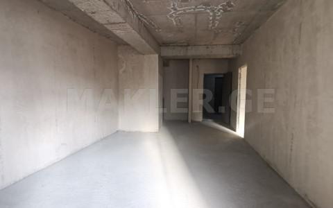 იყიდება 2 ოთახიანი  ბინა ვაკეში  ატენის  ქუჩაზე