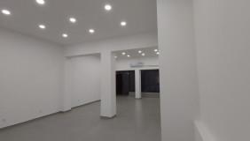 ქირავდება 80 m² ფართობის კომერციული ფართი საბურთალოზე
