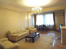 For Rent 150 sq.m. Apartment in Gambashidze st.