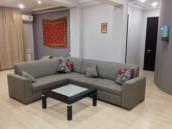 Kiralık 200 m² Apartman Dairesi in Kekelidze st.