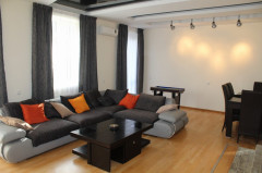 For Rent 240 sq.m. Apartment in Mtskheta st.