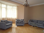 For Rent 125 sq.m. Apartment in N. Djvania st.