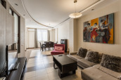 For Rent 107 sq.m. Apartment in I. Chavchavadze Ave.