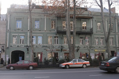 For Rent 130 sq.m. Office in Rustaveli ave.