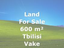 For Sale 600 sq.m. Land in Kobuleti st.