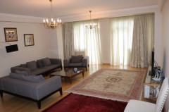 For Rent 138 sq.m. Apartment in I. Chavchavadze Ave.