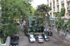 Office space for rent, which can also be used for residential purposes, in the Vake district, on Ilya Chavchavadze Avenue.  The price includes income tax;