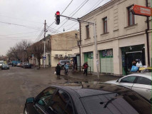For Rent 115 sq.m. Commercial space in Chikobava st.