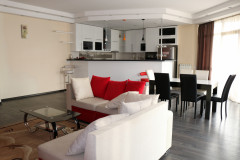 For Rent 134 sq.m. Apartment in Kavtaradze st.