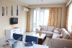 For Rent 188 sq.m. Apartment in Ketevan Tsamebuli ave.