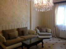 For Rent 85 sq.m. Apartment in Br. Zubalashvili st.