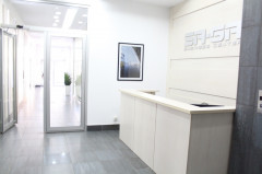 For Rent 130 sq.m. Office in Al. Kazbegi Ave.