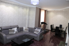 For Rent 131 sq.m. Apartment in Kipshidze st.