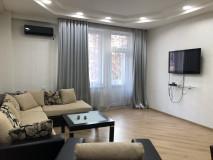 For Rent 135 sq.m. Apartment in S. Tsintsadze st.