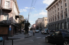 For Rent 20 sq.m. Commercial space in Melikishvili st.