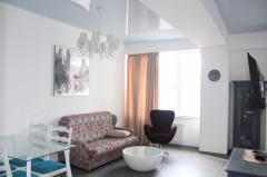 Kiralık 65 m² Apartman Dairesi on Ir. Abashidze st.