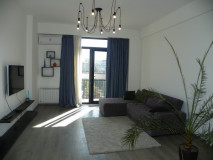 For Rent 62 sq.m. Apartment in Al. Kazbegi Ave.