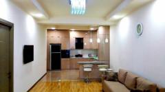 For Rent 120 sq.m. Apartment in Burdzgla st.