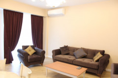 For Rent 132 sq.m. Apartment in I. Chavchavadze Ave.