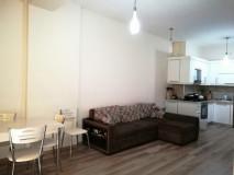 Сдается 2комнатная квартира, студийного типо, полностью оборудованная мебелью и техникой, в комплексе