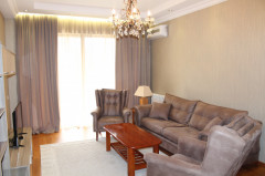 For Rent 118 sq.m. Apartment in I. Chavchavadze Ave.