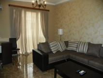 For Rent 80 sq.m. Apartment in Tarkhnishvili st.