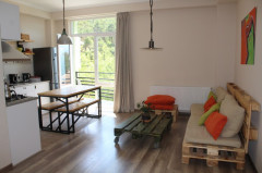 For Rent 62 sq.m. Apartment in Tskhvedadze st.