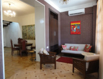 For Rent 185 sq.m. Apartment in Shanidze st.