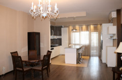 for rent 3 bedroom, newly renovated apartment, with 2 bedrooms (one of them