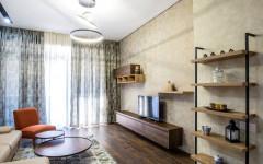 Kiralık 84 m² Apartman Dairesi on Ir. Abashidze st.