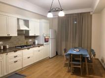For Rent 160 sq.m. Apartment in Kipshidze st.