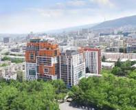 For Rent 70 sq.m. Apartment in Guram Panjikidze st.