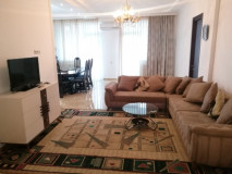 For Rent 135 sq.m. Apartment in I. Chavchavadze Ave.