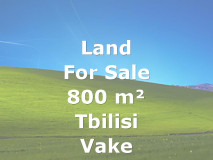 For Sale 500 sq.m. Private house in Tskneti dist.