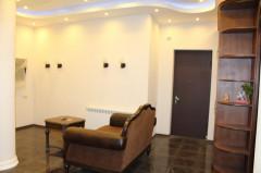 For Rent 118 sq.m. Apartment in N. Ramishvili st.