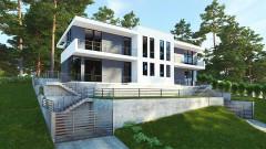 იყიდება 422 კვ.მ. საკუთარი სახლი ლისის ტბაზე