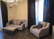 For Rent 120 sq.m. Apartment in Gogebashvili st