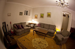 For Rent 300 sq.m. Private house in Gogebashvili st
