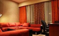 For Rent 311 sq.m. Apartment in Bochormi st.